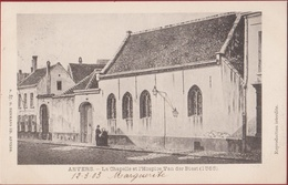 Antwerpen Anvers Godshuis Van Der Biest Kapel La Chapelle Et L' Hospice Falconrui Omg. Paardenmarkt  (zeer Goede Staat) - Antwerpen
