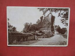 Oss Castle Killarney   Has Stamp & Cancel  -  Ref    3554 - Ireland