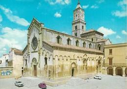 Italie Matera La Cathédrale (2 Scans) - Matera