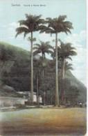 BRASIL Brazil Brésil - SANTOS :  Itoro E Monte Serrat - CPA Colorisée - - Brasil
