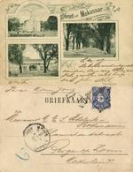 Indonesia, CELEBES SULAWESI MAKASSAR, Protestant Church, Hoogepad 1905 Postcard - Indonesië