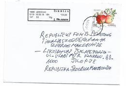 Serbia Aple Stamp And Label - Serbie