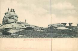 Roumanie - Babele - Stanci Pe Muntele Caraiman - Circa 1900 - Rumania