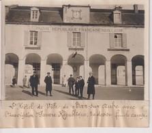 RÉVOLTE VIGNERONS BAR SUR AUBE PAUVRE REPUBLIQUE TA DEVISE 18*13CM Maurice-Louis BRANGER PARÍS (1874-1950) - Places