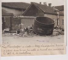 RÉVOLTE VIGNERONS CHAMPAGNE DIZY CAVISTE  DE MON R DE CASTELLANE  18*13CM Maurice-Louis BRANGER PARÍS (1874-1950) - Places
