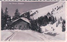 Diablerets, Cabane Estaurant Retaud (4515) - VD Vaud