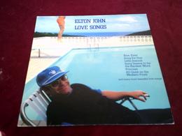 ELTON  JOHN  ° LOVE SONGS - Vinyl-Schallplatten