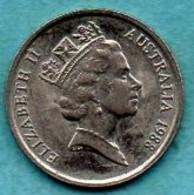 R13/ AUSTRALIE / AUSTRALIA  5 CENTS 1993 - 5 Cents