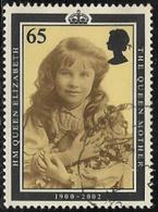 GB SG2283 2002 Queen Mother 65p Good/fine Used [6/9363/25D] - 1952-.... (Elizabeth II)