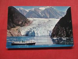 Tracy Arm  SS Glacier Queen & Yukon Star     Ref    3555 - Steamers