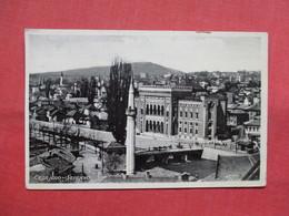 Sarajevo Stamp & Cancel     Ref    3555 - Bosnia And Herzegovina