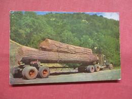 These Little Logs Go To Market  Log Truck      Ref    3555 - Trucks, Vans &  Lorries