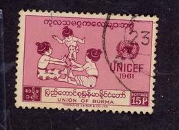 (Free Shipping*) USED STAMP - Myanmar (Burma 1948-...)