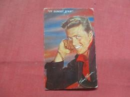 77 Sunset Strip  Edward Byrnes     Pin Hole Corner Wear   Ref    3556 - TV Series