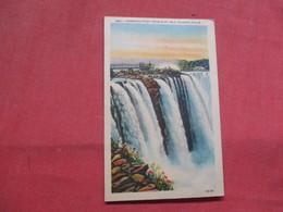 American Falls  Terrapin Point  From Goat Island Niagara Falls     - New York >  Ref    3556 - NY - New York