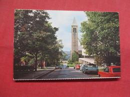 Library Tower Cornell University  Ithaca  - New York > >  Ref    3556 - NY - New York