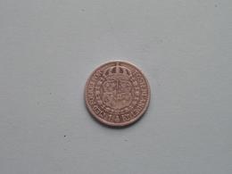 1910 W - 1 Krone ( KM 786.1 ) Uncleaned ! - Schweden