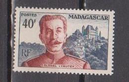 MADAGASCAR           N° YVERT  :   326     NEUF SANS GOMME        ( SG     01/34  ) - Nuevos