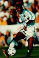 WILLIAM GALLAS...DEFENSEUR...VOIR DOS - Soccer