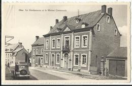 Olne - La Gendarmerie Et La Maison Communale - Olne