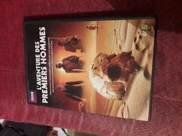 Dvd  Bbc  L'aventure Des Premiers Hommes 2 Dvd Vf Vostf - Documentaires