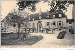 BOURG LA REINE : Etablissement Des Soeurs De N.-D. Du Calvaire, Ancien Bâtiment De La Cour D'Honneur - Très Bon état - Bourg La Reine
