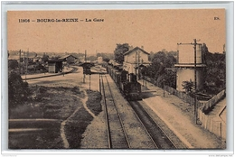 BOURG LA REINE : La Gare - Très Bon état - Bourg La Reine