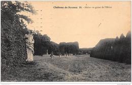 SCEAUX : Statue En Gaine De L'Hiver - Très Bon état - Sceaux