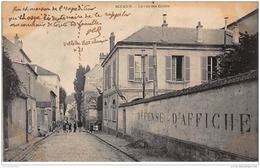 SCEAUX : La Rue Des Ecoles - Très Bon état - Sceaux