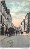 SCEAUX : La Rue Houdan - état - Sceaux