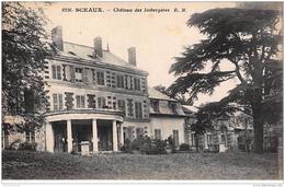 SCEAUX : Château Des Imbergères - Très Bon état - Sceaux
