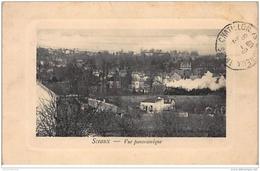 SCEAUX : Vue Panoramique - Très Bon état - Sceaux