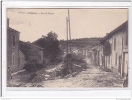 SENUC : Rue St-oricle - Etat - Francia