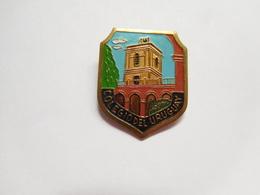 Belle Broche  ( No Pin's ) ,  Colegio Del Uruguay - Villes