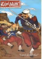Képi Blanc N° 819 Militaria Légion Etrangere - Revues & Journaux