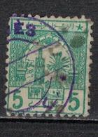 MAROC           N°     YVERT      3   OBLITERE       ( Ob  5/13 ) - Morocco (1891-1956)