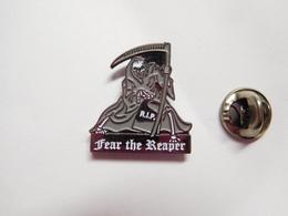 Beau Pin's , Musique , Fear The Reaper , Mort , La Grande Faucheuse - Musique