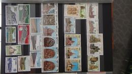 Collection Du CAMBODGE Oblitérés (pas Mal En Plusieurs Exemplaires) - Timbres