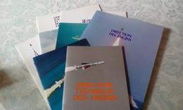 6 Fascicules Commerciaux Direction Technique Des Engins - Livres, Revues & Catalogues