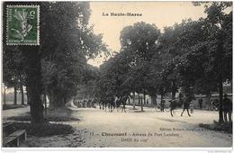 CHAUMONT : Avenue Du Fort Lambert - Etat - Chaumont