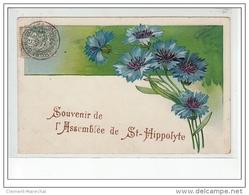 Souvenir De L'Assemblée De SAINT HIPPOLYTE - Très Bon état - Other Municipalities