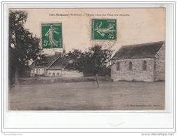 BEIGNON - L'école Libre Des Filles Et La Chapelle - Très Bon état - Altri Comuni