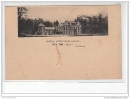 Chateau D'ESSERTENNE Et CECEY - état - France