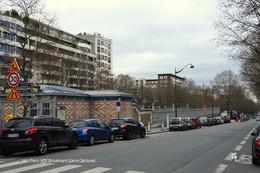 Paris XIV (75)-Boulevard Saint-Jacques (Edition à Tirage Limité) - Arrondissement: 14