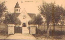 KNOCKE-ZOUTE « L'église » - Nels Série 17 N° 83 - Knokke