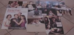 AFFICHE CINEMA FILM BARNIE Et Ses  PETITES CONTRARIETES + 10 PHOTOS EXPLOITATION LUCHINI BAYE CHICHE 2001 TBE - Affiches & Posters