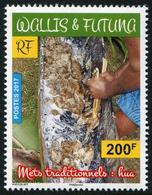 Wallis And Futuna 2017 Traditional Foods Hua WF285 MNH** - Alimentación
