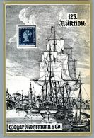 123. E. Mohrmann Auktion Hamburg 1967 - Auktionskataloge