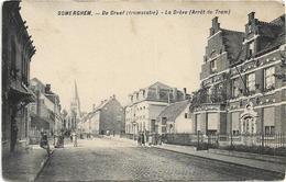 Zomergem   *  Somerghem - De Dreef (tramstatie)  -  La Drève (Arret Du Tram) - Zomergem