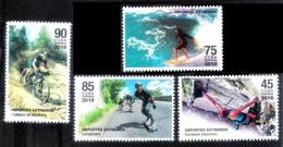 1256. Cycling  - Surfing - Skating - 2019 -  MNH - Cb - 2,75 - Cyclisme